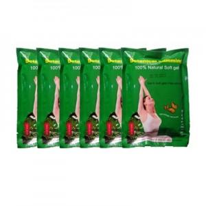6 Packs NEW Meizitang Botanical Slimming Natural Soft Gel